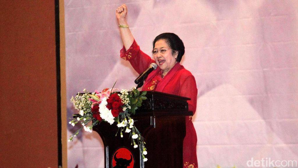 Megawati: Mental Bangsa Kita Makin Kurang Roso