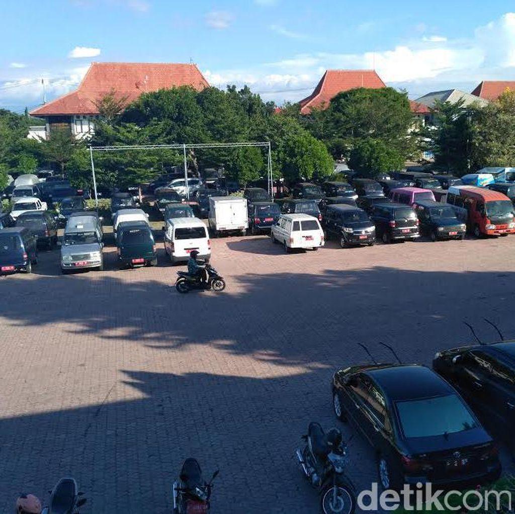 Mobil Dinas Pemkab Situbondo Dilarang Dibawa Mudik