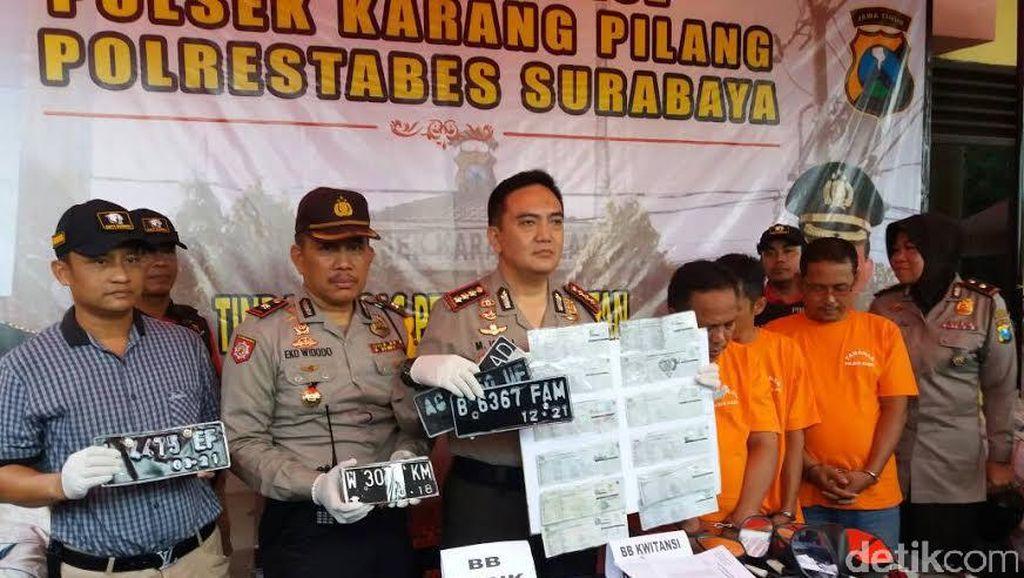 Pengiriman Motor Ilegal ke NTB Digagalkan Polisi