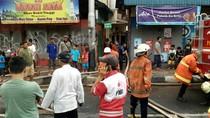 Kebakaran Rumah di Kemayoran Padam, Tak Ada Korban
