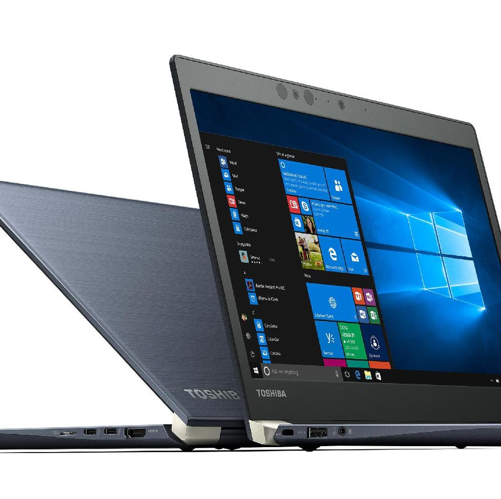 Toshiba Rilis Portege X30 dan Tecra X40, Laptop Seksi untuk Profesional