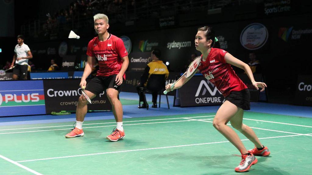 Praveen/Debby ke Perempatfinal, Anthony Disingkirkan Chen Long