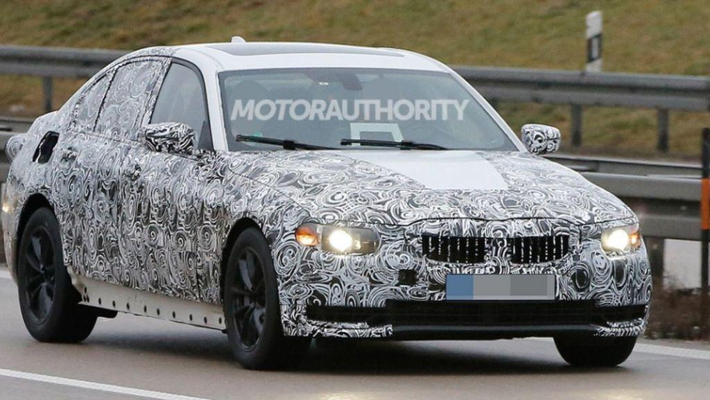 BMW Seri 3 Terbaru Adopsi Platform Aluminium