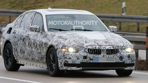 BMW Seri 3 Terbaru Lebih Kece dan Ringan