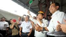 Ketua DPR dan Menhub Pantau Arus Mudik