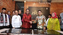 Djarot Resmikan Co-Working Space Jakarta Smart City
