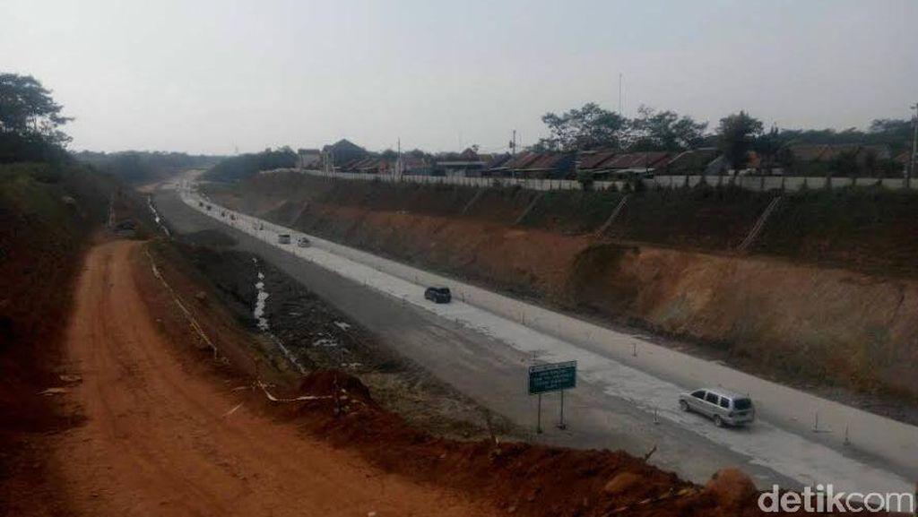 Arus Balik Lebaran, Tol Darurat Gringsing-Batang 36 Km Disiapkan
