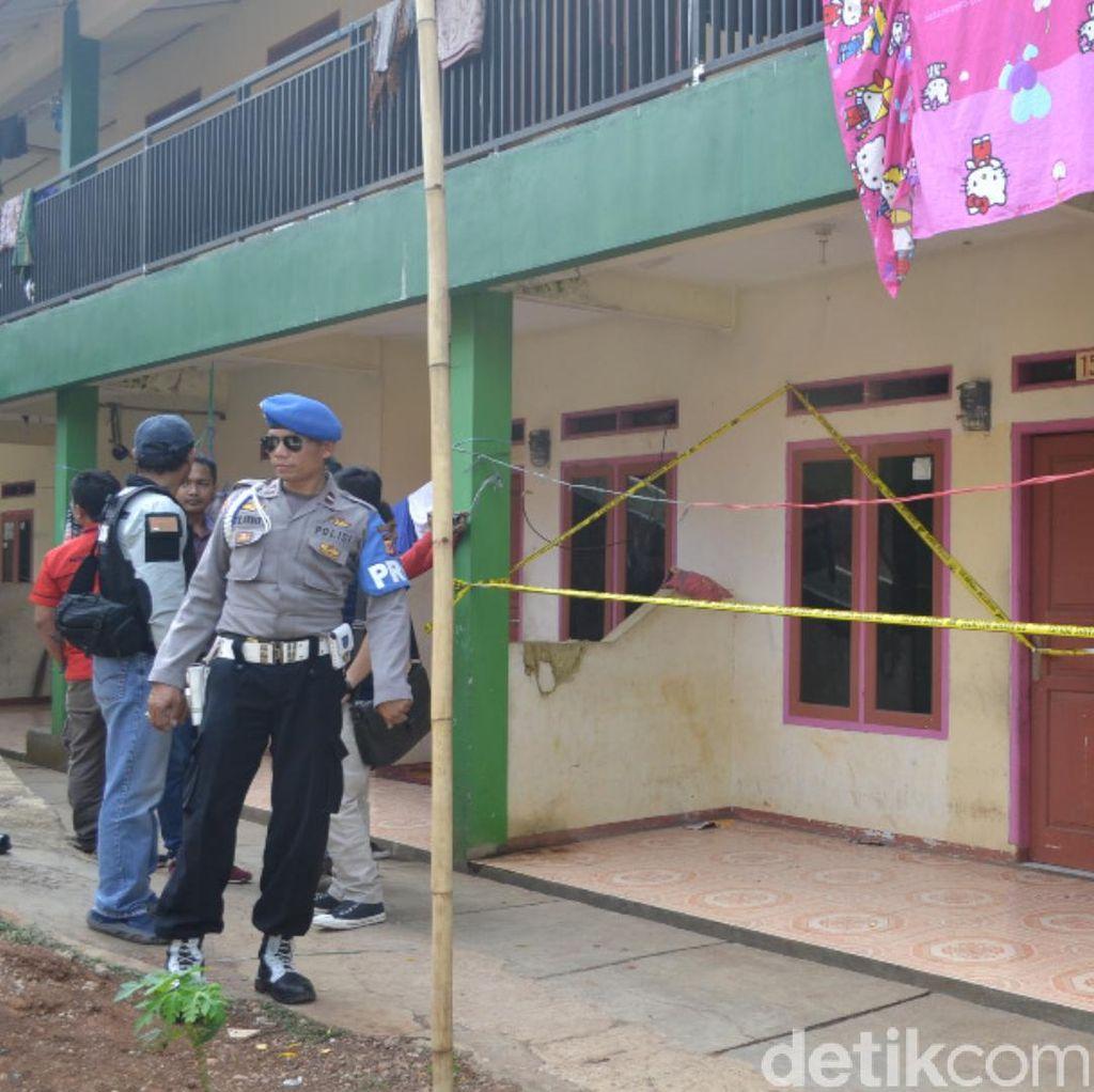 Istri Terduga Teroris di Cianjur Ikut Diamankan