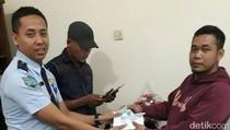 Petugas Bandara Adi Sutjipto Kembalikan Uang Temuan Rp 30 Juta