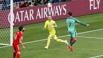 Gol Ronaldo Bawa Portugal Taklukkan Rusia