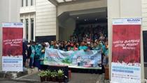 400 Orang Mudik Bareng Bio Farma