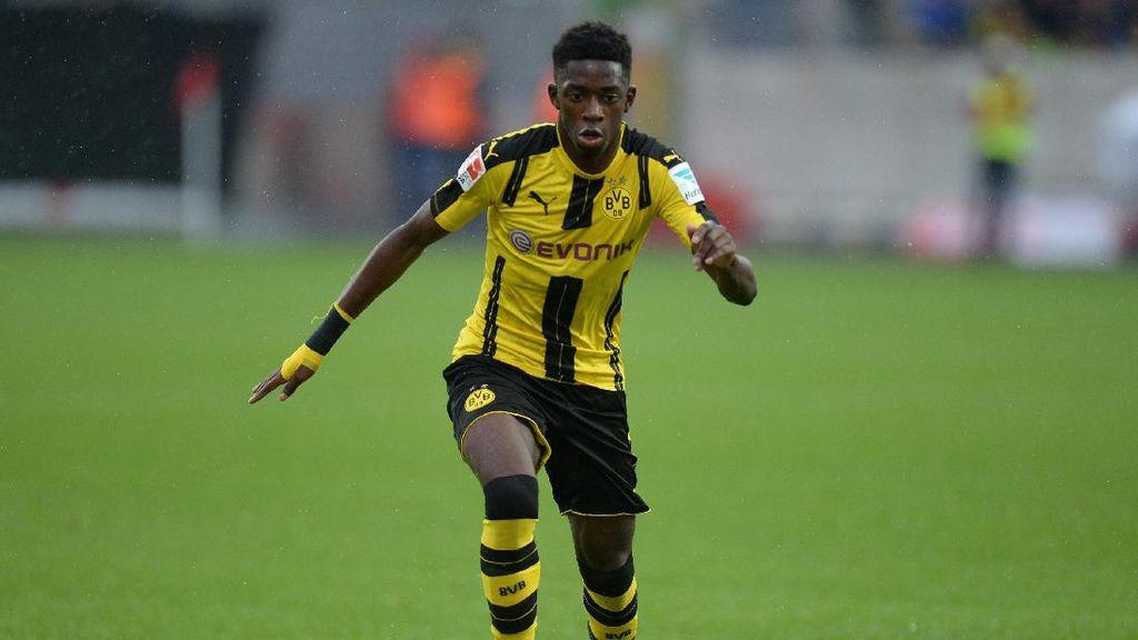 Ousmane Dembele Jadi Pendatang Baru Terbaik di Bundesliga