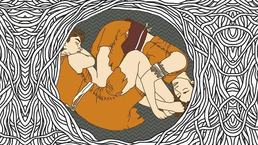 Perjalanan Lain Menuju Bulan, Karya Aan Mansyur dan Ismail Basbeth