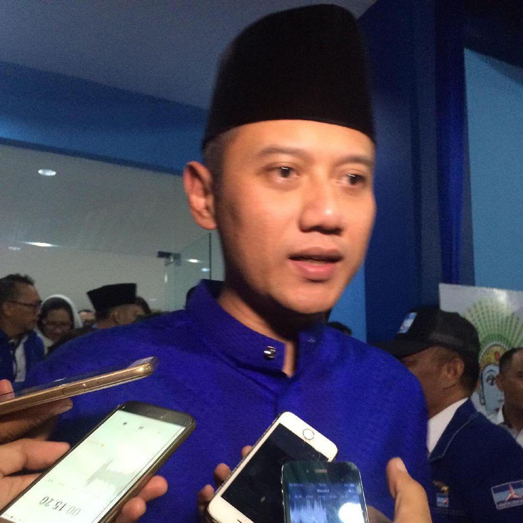 Pesan Agus Yudhoyono ke Kader Demokrat: Jadilah Partai Anak Muda