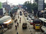 Traffic Update: Lalin Arah Jakarta ke Tegal Mulai Padat
