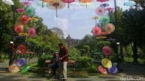Yuk Abadikan Libur Lebaranmu di Spot Baru Wisata Borobudur