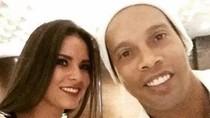 Model Seksi Ini Bilang Ronaldinho Sangat Baik dan Rendah Hati