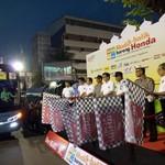 Lewat Mudik Bareng, Honda Kampanyekan Keselamatan Berkendara