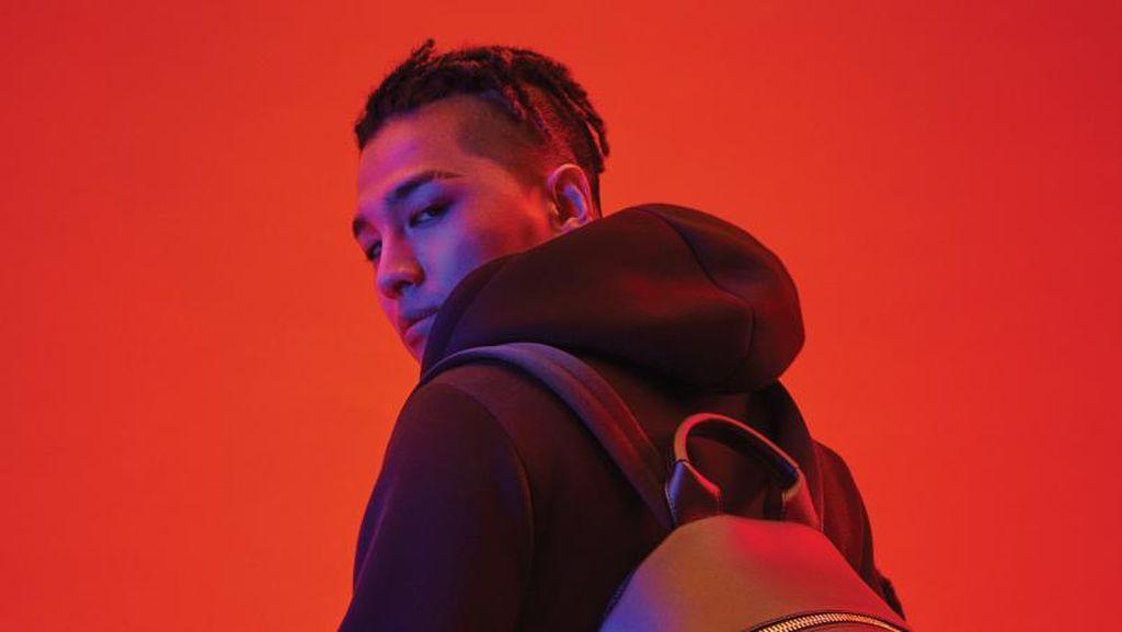 Bintang K-Pop TaeYang Big Bang Didapuk Jadi Desainer Fendi