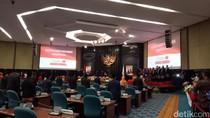 Djarot dan Sutiyoso Hadiri Paripurna Istimewa HUT ke-490 DKI
