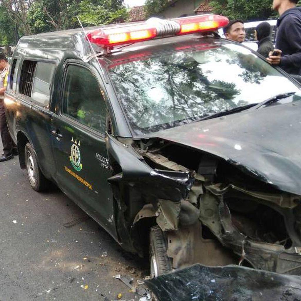 Napi yang Bajak Mobil Kejari Terkait Kasus Pemalsuan