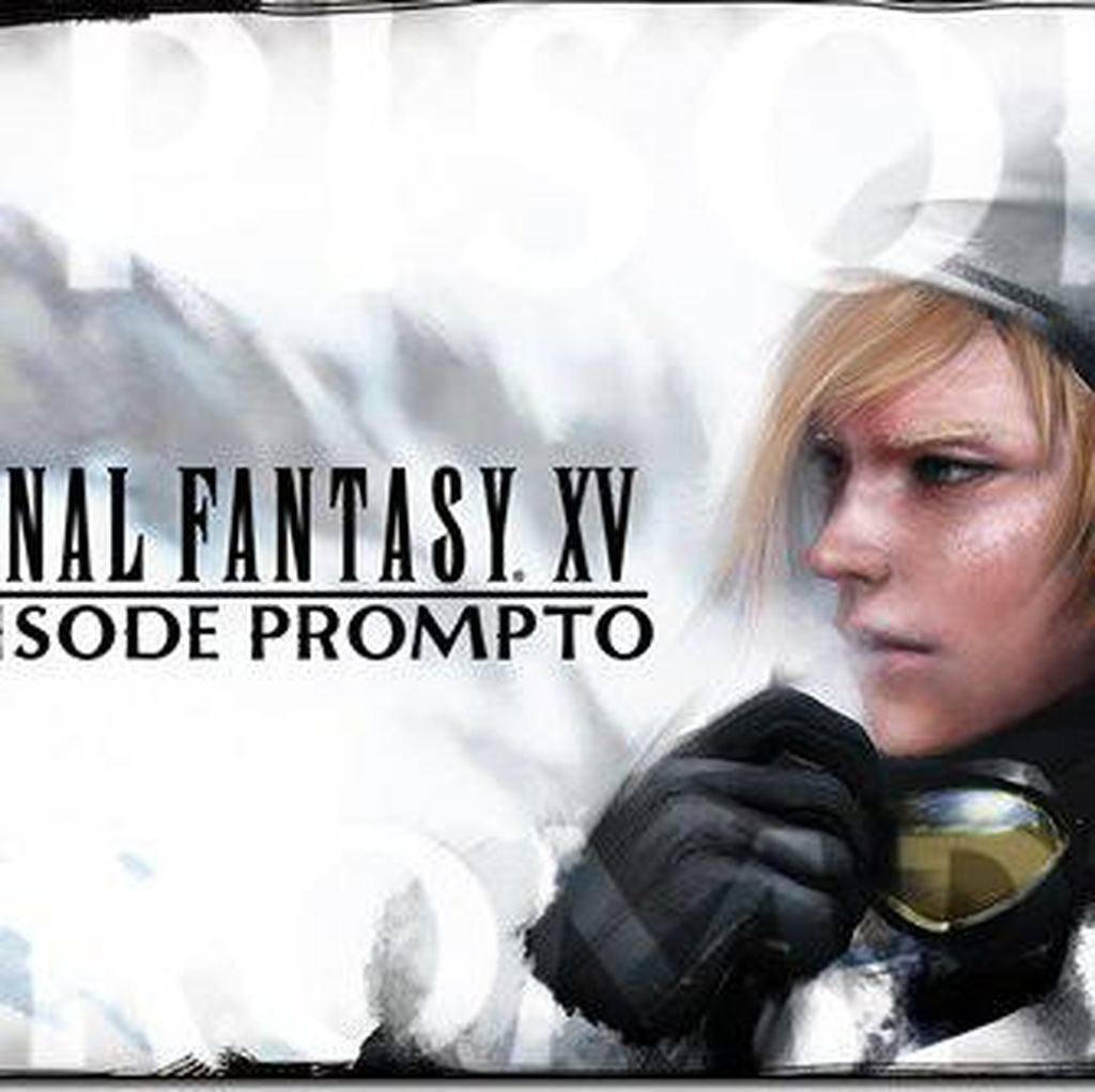 Episode Prompto Final Fantasy XV Segera Tiba