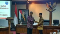 Plt Gubernur Bengkulu Soal OTT Ridwan Mukti: Ini Musibah