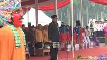 Upacara HUT DKI, Djarot Kenang Terobosan di Era Jokowi dan Ahok