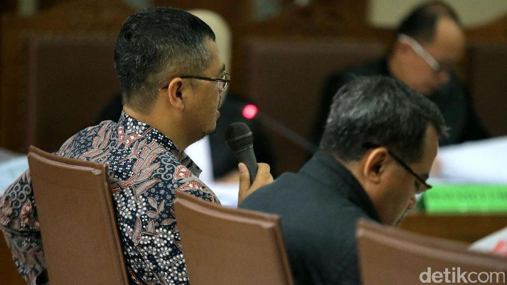 Yudi Widiana Bersaksi untuk So Kok Seng