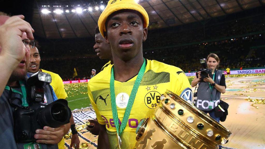 Dortmund: Tidak Ada Negosiasi dengan Barca untuk Dembele
