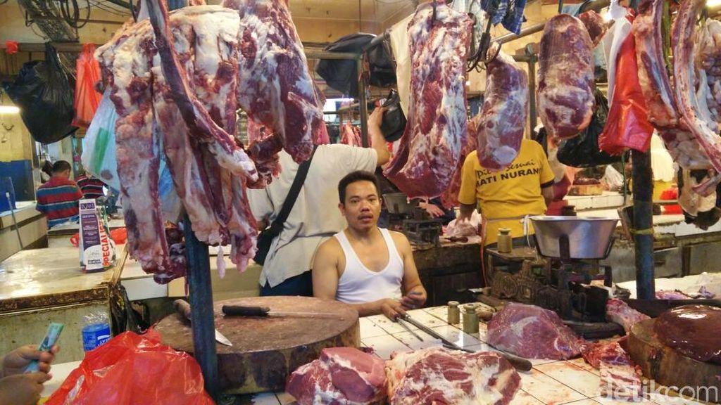 Jelang Lebaran Daging Sapi Tembus Rp 130.000/Kg, Kok Bisa?
