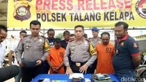 Polisi Tangkap 3 Pelaku Pembobol Brankas di Banyuasin