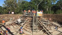 Fondasi 30 Turbin Kebun Angin Terbesar RI Ditarget Rampung Sebelum Lebaran