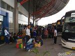 Fasilitas Mudik di Terminal Pulogebang Masih Minim