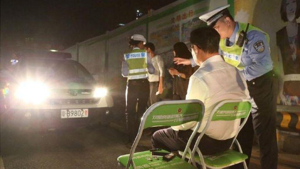 Di China, Nyetir Malam Pakai Lampu Jauh Didenda Rp 584 Ribuan