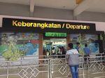 H-2 Lebaran, Bandara Halim Masih Sepi Pemudik Pagi Ini