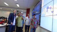 Jelang Lebaran, Menkominfo Pantau Kesiapan Operator