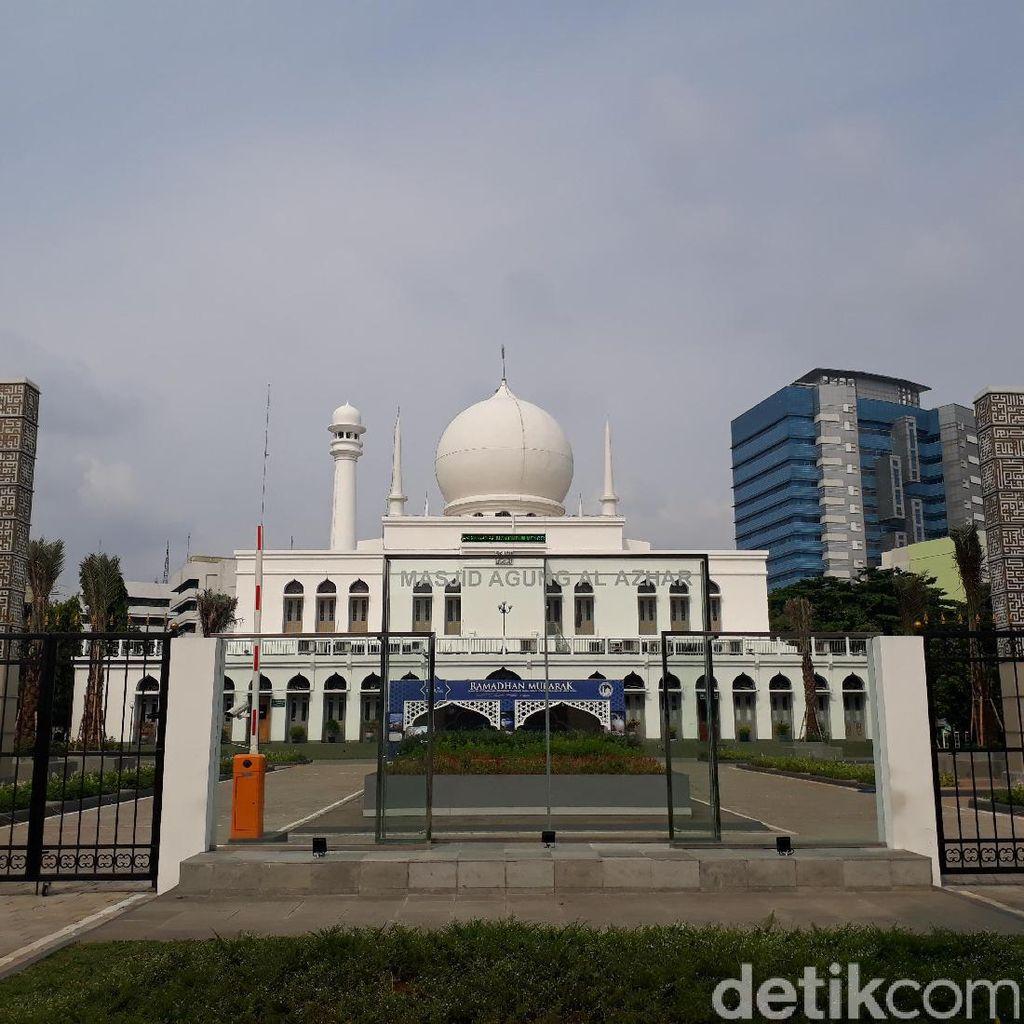 Bachtiar Nasir akan Jadi Khatib Salat Id di Masjid Al Azhar
