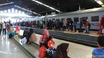 PT KAI Daop II Bandung: Penumpang Kereta Api Meningkat 16 Persen