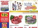Promo Akhir Pekan Produk Segar di Transmart dan Carrefour
