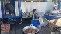 Pemkab Banyuwangi Buka Dapur Umum Layani Pemudik Tujuan Sapeken