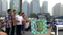 Sekda DKI Berangkatkan 5.000 Pemudik Gratis ke 8 Kota Besar