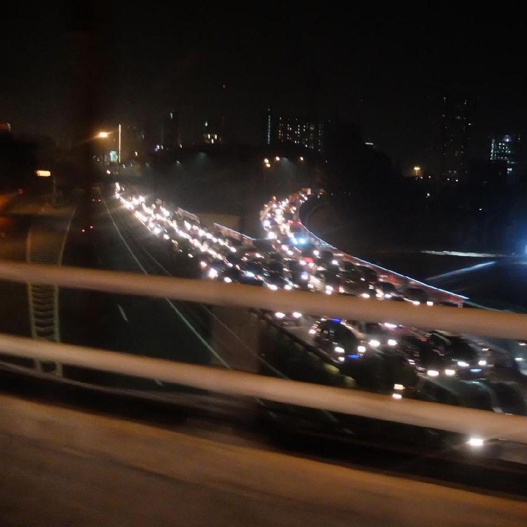 Begini Skenario Polisi Urai Kemacetan saat Mudik Lebaran