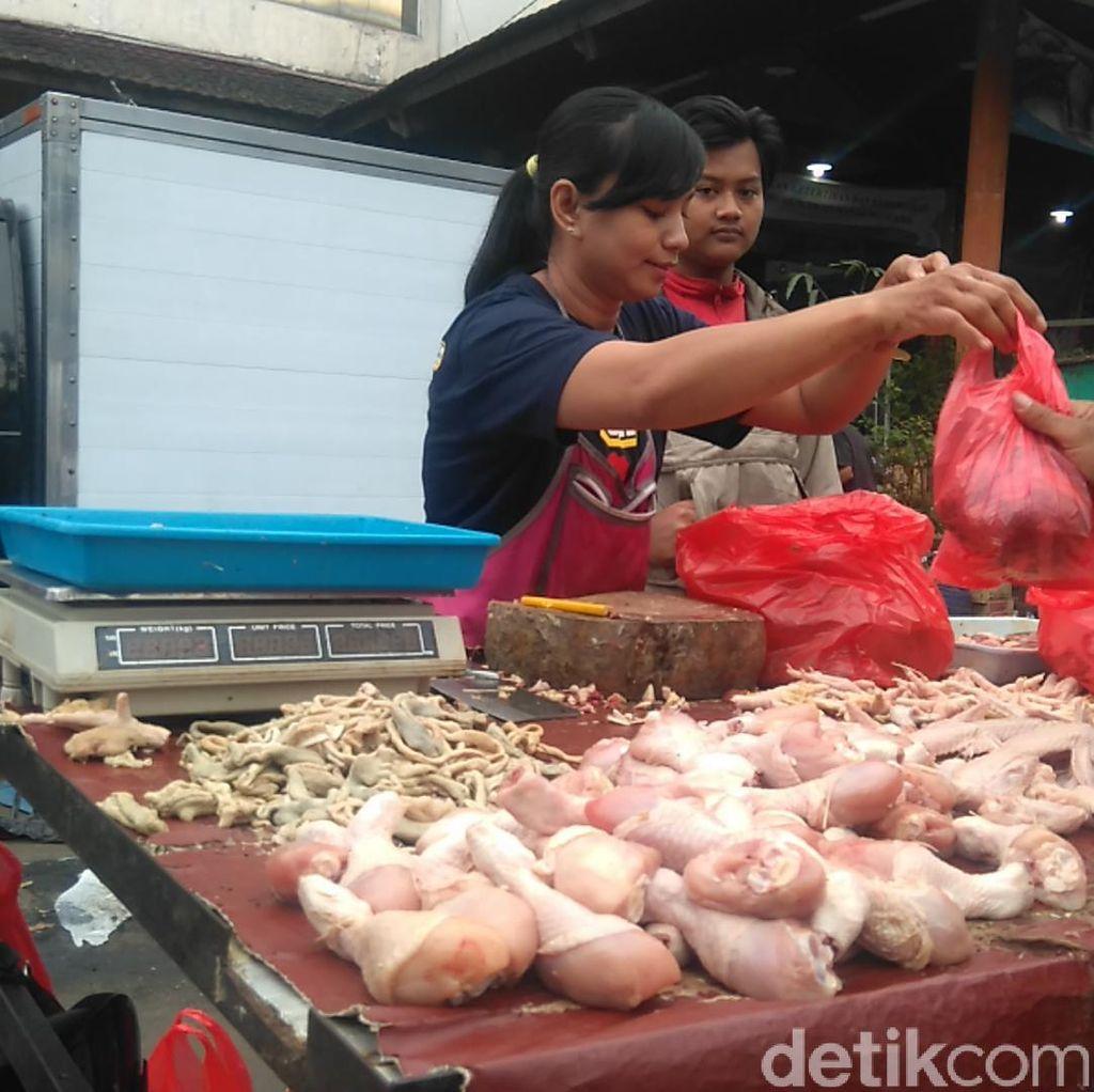 Satgas Pangan akan Selidiki Kenaikan Harga Ayam dan Bawang Merah