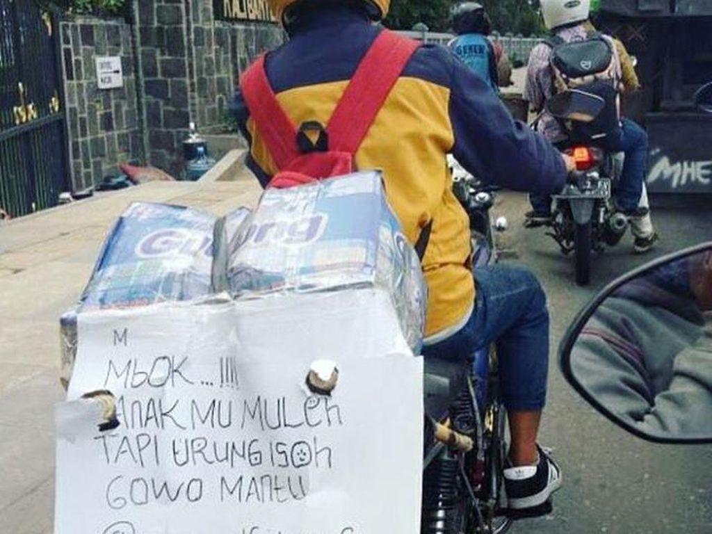 Curhatan Galau Para Pemudik Jomblo di Jalanan
