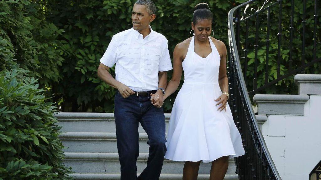 Ini Tempat Liburan Pertama Obama Setelah Tak Jadi Presiden
