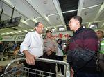 Menhub Pantau Arus Mudik di Bandara Soekarno-Hatta