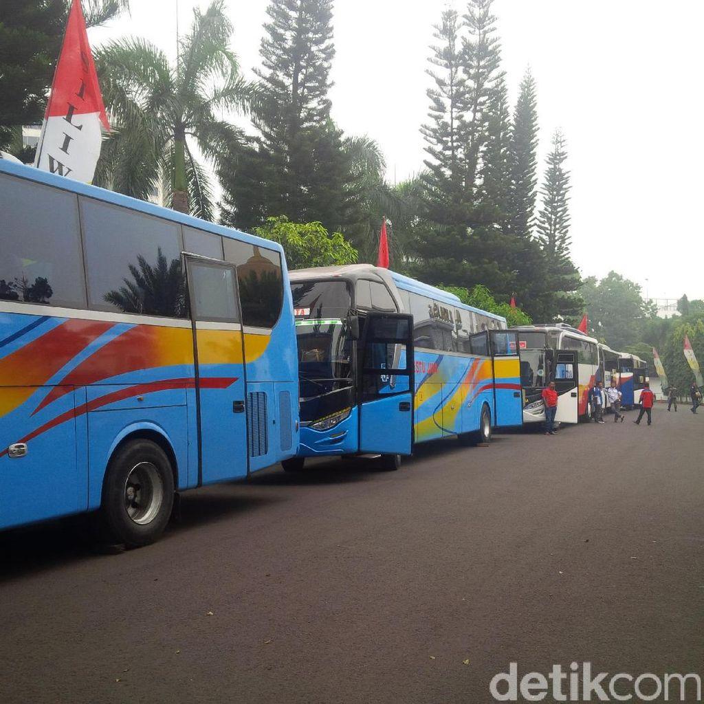 Kodam Siliwangi Ajak 250 Orang Mudik Gratis