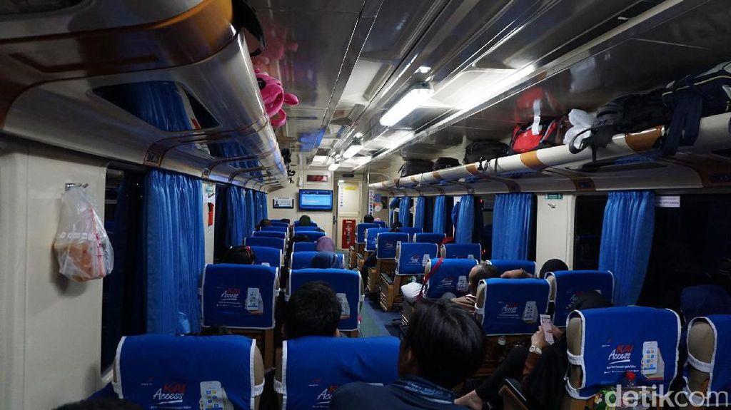 Kenapa Traveler Suka Mudik Naik Kereta?