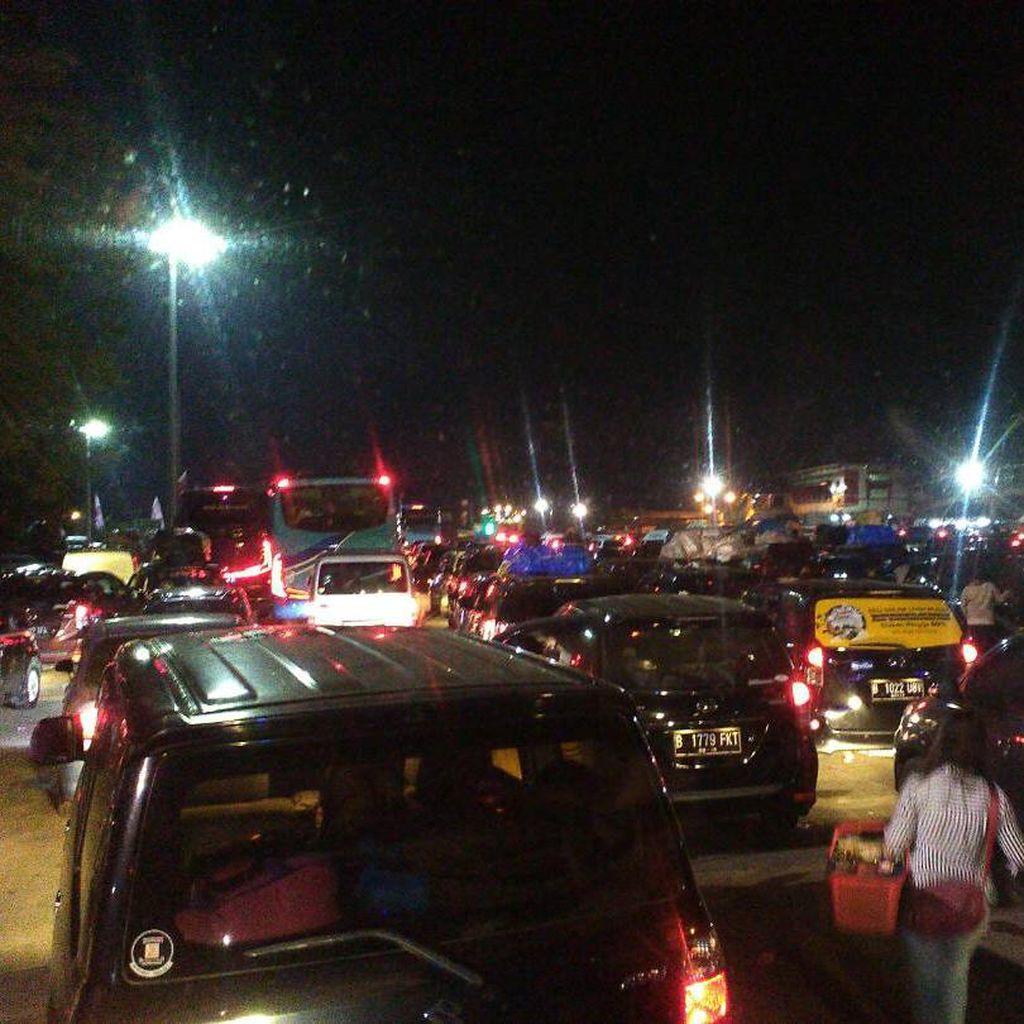 Cerita Pemudik Butuh Waktu 5 Jam dari Jakarta ke Pelabuhan Merak